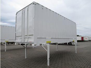 Kofferaufbau BDF Wechselkoffer Möbelkoffer 7,45m: das Bild 1