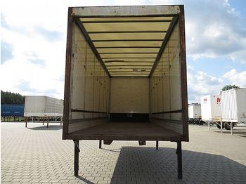 Kofferaufbau JUMBOSpier BDF Wechselkoffer OHNE Rolltor 7,45 m: das Bild 1