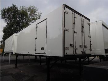 / - ISO Trockenfracht BDF System 7.450 mm lang, LACK NEU! - Kühlkofferaufbau