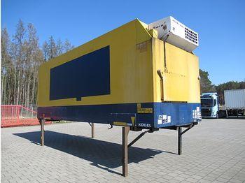 Kühlkofferaufbau Kögel - JUMBO BDF-Kühlkoffer
