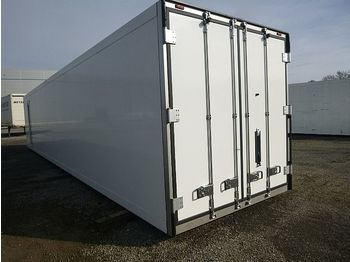 Kühlkofferaufbau Krone - mob. Kühllager 13,60 m,Fenster, Glastür,ab SOFORT.