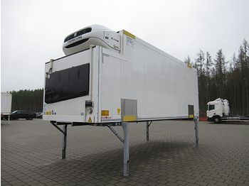 Kühlkofferaufbau Schmitz Cargobull 4 x BDF - Tiefkühlkoffer 7,45 m neuwertig: das Bild 1