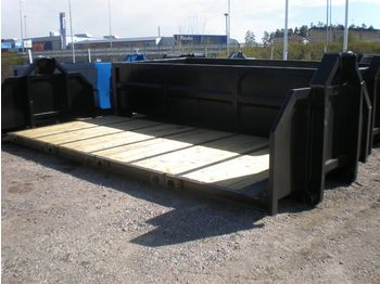 New Vaihtolava Kone puupohja 12 tn - Wechselaufbau/ Container