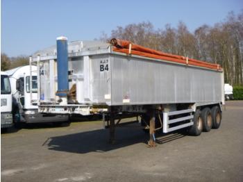 قلابة نصف مقطورة Weightlifter Tipper trailer alu 28 m3 + tarpaulin: صور 1