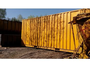 Container 20 FT zeecontainer