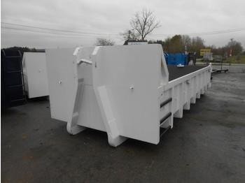 Masterbenne 10 m³ - full steel - wissellaadbak/ container