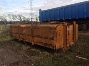WAF Occ vloeistofcontainer WAF 12500l - wissellaadbak/ container