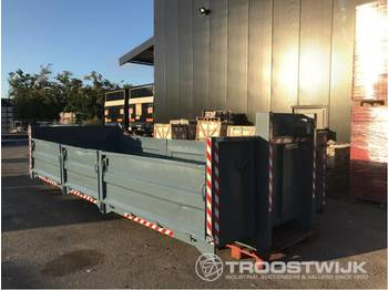 - wooncontainer