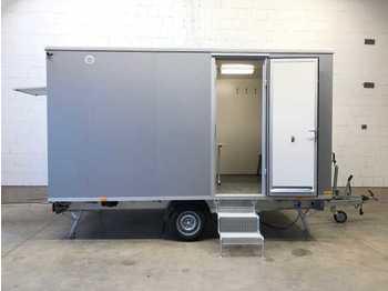 Wooncontainer ROSEMEIER VE Mobi 4200 E Bauwagen