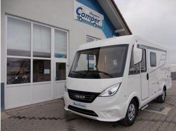 Hymer Exsis-i 504 Facelift RFK, Solar, Markise, GFK.. (Fiat)  - Reisemobil