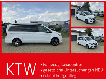 Reisemobil Mercedes-Benz V 250 Marco Polo EDITION,Allrad,AMG-Line,Comand