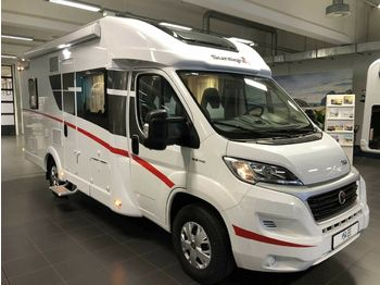 Reisemobil Sunlight T 64 AUT.SAT/TV/MARKISE/RADTRÄGER/140 PS: das Bild 1
