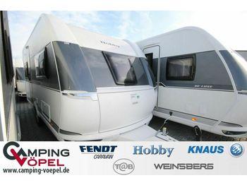 Hobby DE LUXE EDITION 460 UFe 1.500 Kg  - Wohnwagen