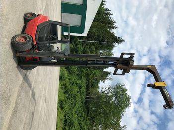 Linde H 35 D -03  - reach truck