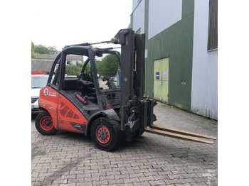 Linde H50D - 02 - 5to/Triplex5.400/STVZO/3Ventil - wózek widłowy