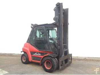 Linde H 70 D-02 (trasmissione nuova) - wózek widłowy