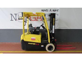 Wózek widłowy czołowe 3 kołowe HYSTER J 2.0 XNT (MWB)