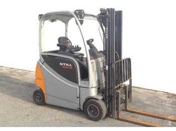 Still RX 20-18 PH (2600 ore lavoro) - wózek widłowy czołowe 3 kołowe