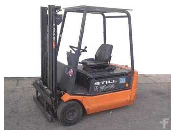 Still R 20-16 (batteria anno 2010) - wózek widłowy czołowe 3 kołowe