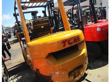 Wózek widłowy czołowe 4 kołowe TCM FD30