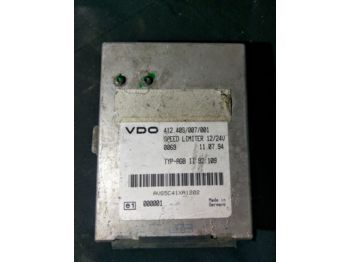 Yönetim bloku MAN VDO Speed Limiter 412.409/007/001