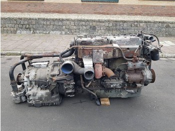 DAF RS222M - двигатель