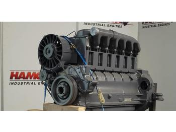 Deutz F6L912  - двигатель
