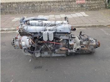 MAN D0826 - двигатель