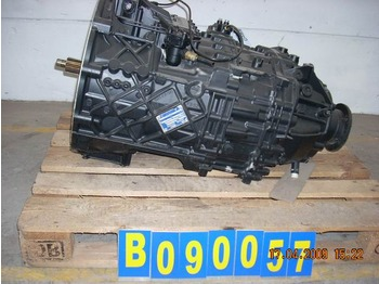ZF 12AS2130DD TIPMATIC - трансмиссия