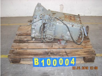 ZF S6.90 - трансмиссия