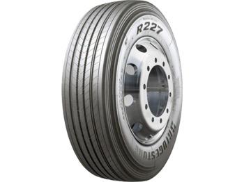 Шина Bridgestone 265/70R19.5 R227