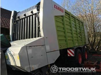 Claas Cargos 9500 Tandem - zemědělský přívěs
