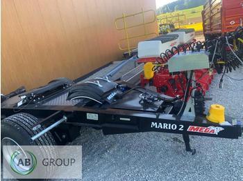 Mega Wagen Mario 2/ Wózek osiowy Mario 2/ Тележка Mario 2 - zemědělský přívěs