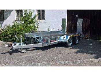 Nugent P3718H Schienen  - zemědělský přívěsy valníky