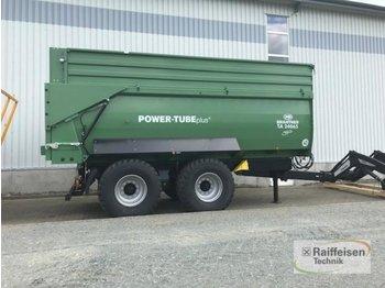 Brantner TA 23065/2 Power-Tube - zemědělský sklápěcí přívěs