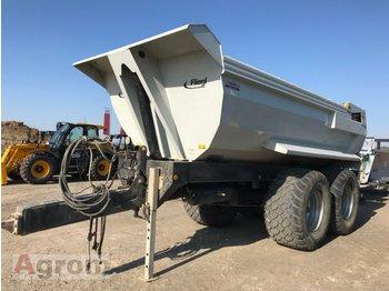 Fliegl StoneMaster 252 - zemědělský sklápěcí přívěs