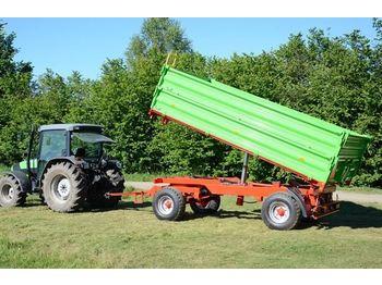 Roltrans Przyczepa 6 T / Anhänger 6T - zemědělský sklápěcí přívěs