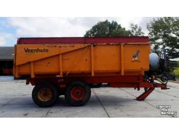 Veenhuis 11000 - zemědělský sklápěcí přívěs