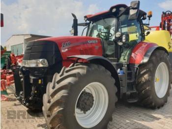 Case-IH PUMA 240 CVX - zemědělský traktor