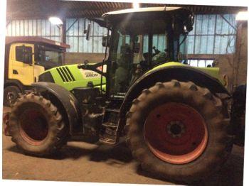 Zemědělský traktor Claas ARION 650 CMATIC