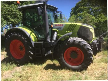 Claas ARION 650 CMATIC - zemědělský traktor