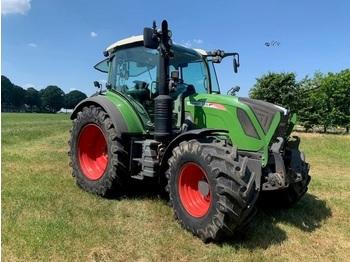 Fendt 313 VARIO S4 POWER - zemědělský traktor