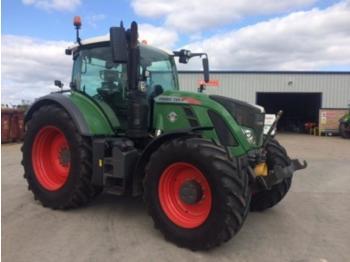 Fendt 720 Vario Profi - zemědělský traktor
