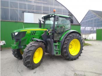 John Deere 6150R Autoquad Top Zustand - zemědělský traktor