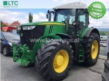 John Deere 7270R - zemědělský traktor