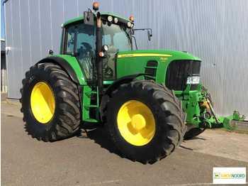 Zemědělský traktor John Deere 7530 AQ 4wd Traktor Tractor Tracteur