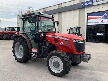Zemědělský traktor MASSEY FERGUSON MF3710F for rent