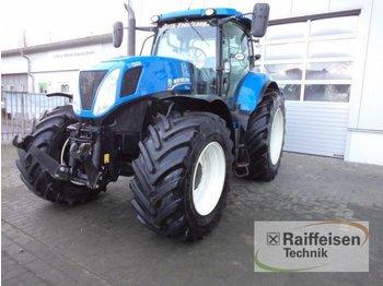 New Holland T7.235 Power Comma - zemědělský traktor