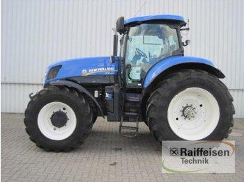 New Holland T7.250 - zemědělský traktor