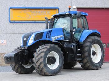 New Holland T8.390 - zemědělský traktor
